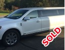 Used 2013 Lincoln MKT SUV Stretch Limo Executive Coach Builders - Falconer, New York    - $59,900