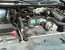clean, dry engine compartment