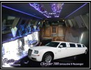 Used 2008 Chrysler 300 Sedan Stretch Limo Empire Coach - Rochester Hills, Michigan - $18,995