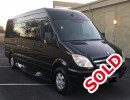 2013, Mercedes-Benz Sprinter, Mini Bus Shuttle / Tour