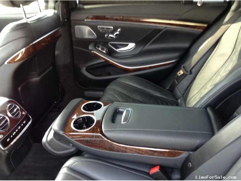 Used 2015 mercedes benz s550 sedan limo mississauga for 2015 mercedes benz s550 for sale