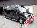 Used 2014 Mercedes-Benz Sprinter Van Limo Executive Coach Builders - Shrewsbury, Massachusetts - $51,000