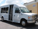 New 2016 Ford E-350 Mini Bus Shuttle / Tour Turtle Top - Pompano Beach, Florida