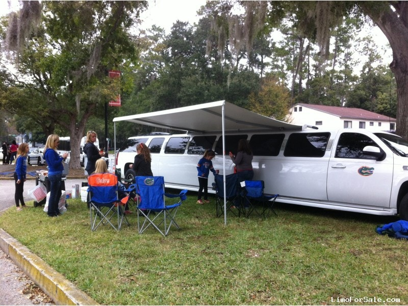 Used Gmc Yukon Xl Suv Stretch Limo Melbourne Florida