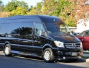 2016, Mercedes-Benz Sprinter, Van Limo, Midwest Automotive Designs