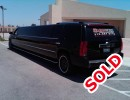 2008, Cadillac Escalade, SUV Stretch Limo, Galaxy Coachworks