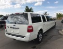 2008, Ford Expedition EL, SUV Stretch Limo, Tiffany Coachworks