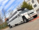 Used 2006 Hummer H2 SUV Stretch Limo Blackstone Designs - paterson, New Jersey    - $65,000