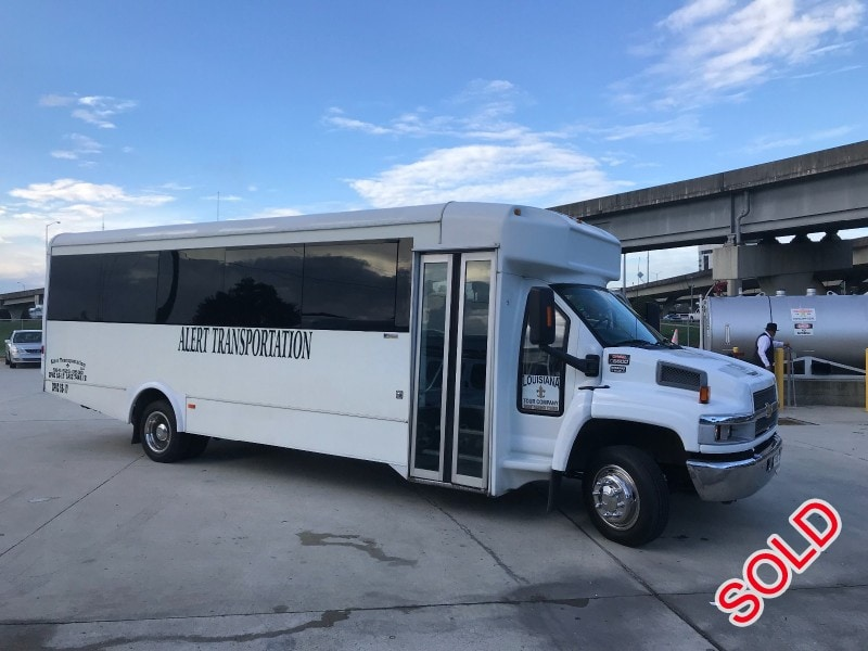 used 2010 glaval bus legacy mini bus shuttle tour glaval bus new orleans louisiana. Black Bedroom Furniture Sets. Home Design Ideas