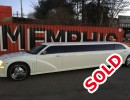 2006, Chrysler 300, Sedan Stretch Limo, Coastal Coachworks