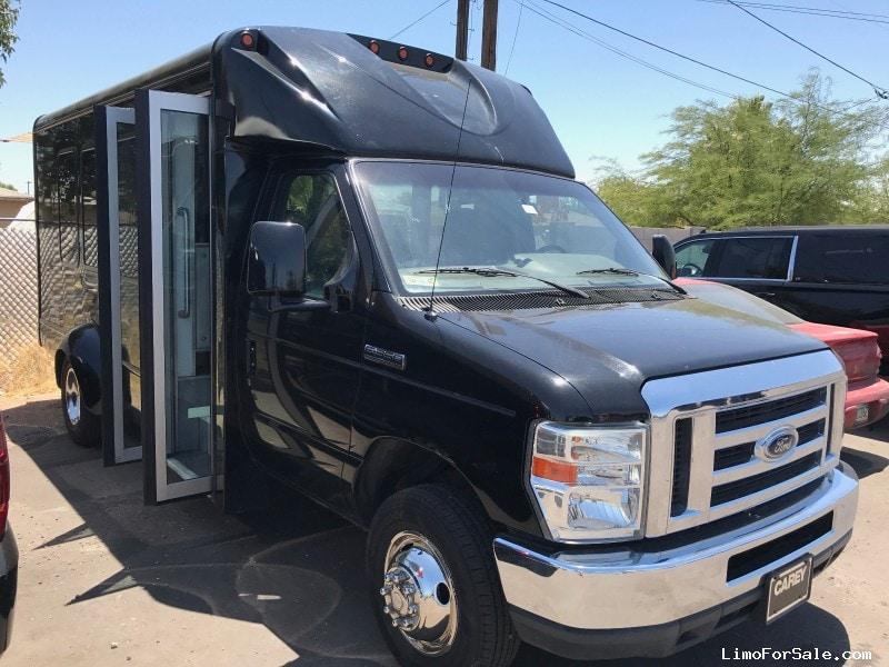 Used 2012 Ford E-350 Mini Bus Shuttle / Tour Starcraft Bus - Phoenix, Arizona  - $14,900