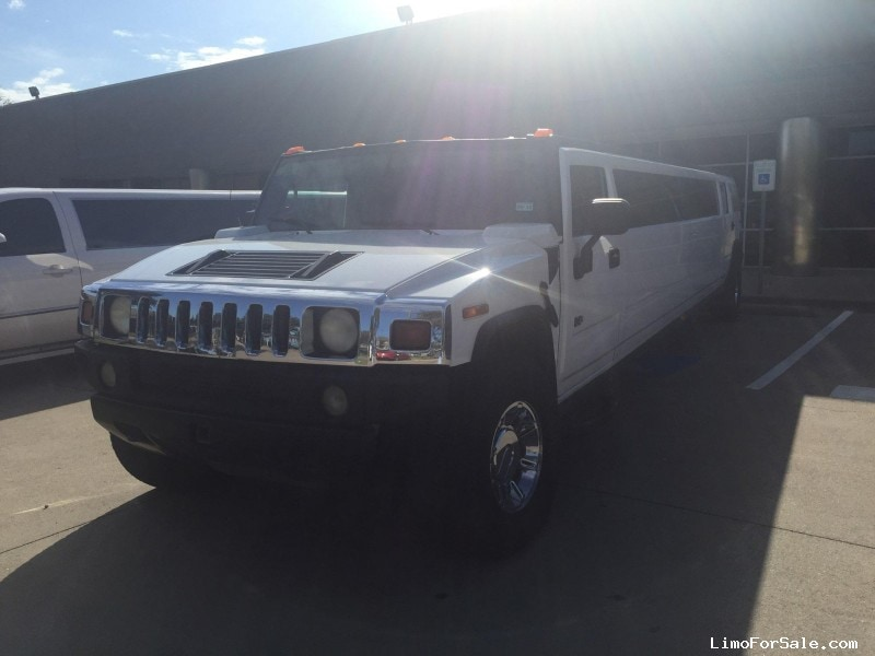 Used 2005 Hummer H2 SUV Stretch Limo  - Dallas, Texas - $48,000