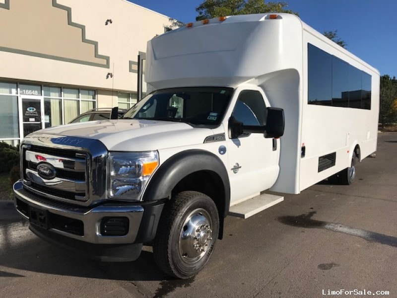 Used 2015 Ford F-550 Mini Bus Limo Designer Coach - Aurora, Colorado - $84,000