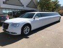 2015, Chrysler 300, Sedan Stretch Limo, Pinnacle Limousine Manufacturing