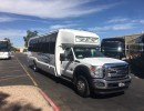 2012, Ford F-550, Mini Bus Shuttle / Tour, Krystal
