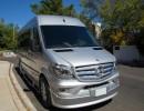 2015, Mercedes-Benz Sprinter, Van Limo, Quality Coachworks