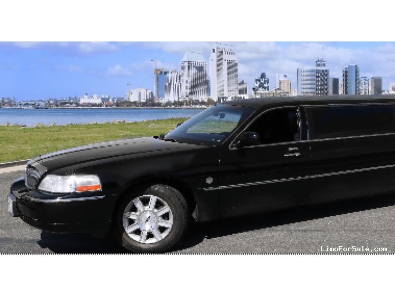 Used 2007 Lincoln Town Car L Sedan Stretch Limo Federal San Go California 16 800