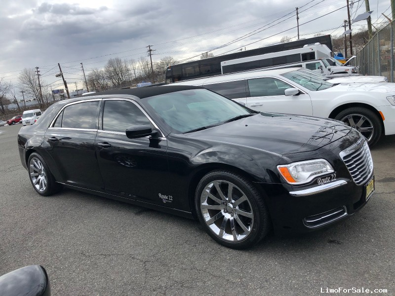 Used 2017 Chrysler 300 Long Door Sedan Limo Specialty Vehicle Group Hillside New Jersey 28 500