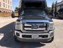 2012, Ford F-550, Mini Bus Shuttle / Tour, Turtle Top
