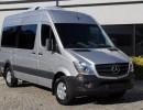 2016, Mercedes-Benz Sprinter, Van Shuttle / Tour, OEM