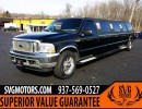 2002, Ford Excursion XLT, SUV Stretch Limo, Springfield