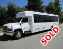 2008, Chevrolet C5500, Mini Bus Limo, Goshen Coach