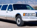 1994, Lincoln Town Car, Sedan Stretch Limo