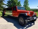1997, Jeep Wrangler, SUV Stretch Limo, Springfield
