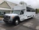 2012, Ford F-550, Mini Bus Shuttle / Tour, Glaval Bus