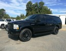 2003, Ford Excursion XLT, SUV Limo, Executive Coach Builders