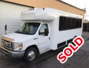 2008, Ford, Mini Bus Limo, Signature Limousine Manufacturing