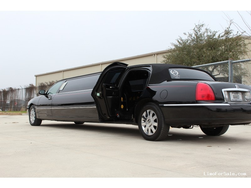 Used 2005 Lincoln Sedan Stretch Limo Krystal - San Antonio, Texas - $14,400