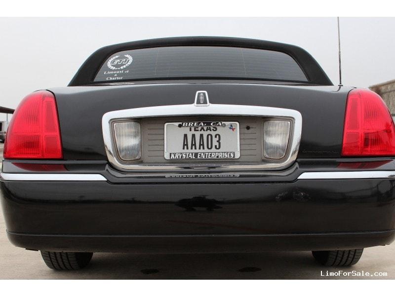 krystal enterprises limousine