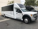 Used 2017 Ford F-550 Mini Bus Shuttle / Tour Grech Motors - Riverside, California