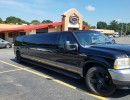 2002, Ford, SUV Stretch Limo, Executive Coach Builders