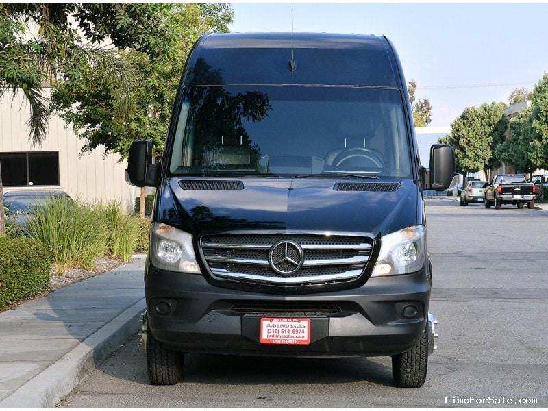 Used 2015 Mercedes Benz Sprinter Van Limo Grech Motors Fontana California 69 995