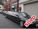 2003, Lincoln, Sedan Stretch Limo, Executive Coach Builders