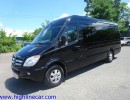 2013, Mercedes Sprinter, Van Limo, Royale