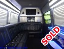 Used 2013 Mercedes-Benz Sprinter Van Limo Royale - Southampton, New Jersey    - $44,995