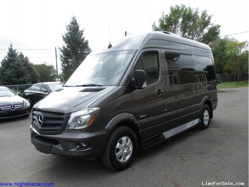 Used 2016 Mercedes-Benz Van Shuttle / Tour  - Southampton, New Jersey    - $37,995