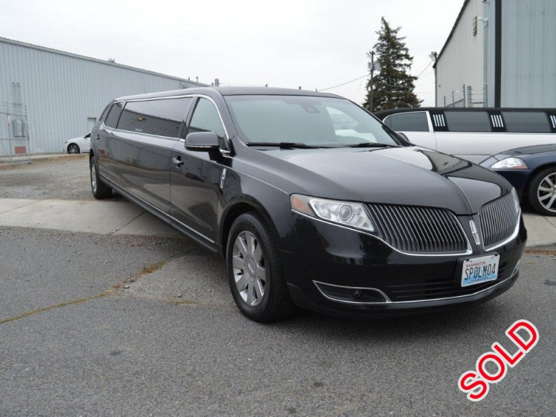 Used 2013 Lincoln MKT Sedan Stretch Limo Royal Coach Builders - spokane - $38,500