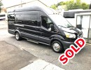 Used 2016 Ford Van Shuttle / Tour LGE Coachworks - Oaklyn, New Jersey    - $29,500