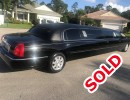 Used 2009 Lincoln Town Car Sedan Stretch Limo Krystal - Port Saint Lucie, Florida - $17,995