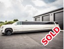 Used 2015 Cadillac SUV Stretch Limo Pinnacle Limousine Manufacturing - $76,500