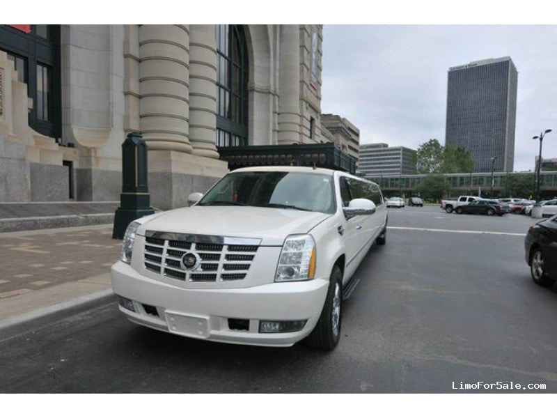 Used 2007 Cadillac SUV Stretch Limo Pinnacle Limousine Manufacturing - union, New Jersey    - $19,900
