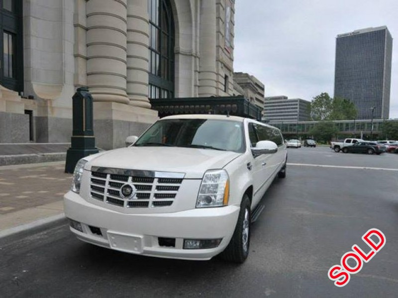 Used 2007 Cadillac SUV Stretch Limo Pinnacle Limousine Manufacturing - union, New Jersey    - $17,900