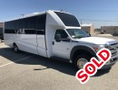 2013, Ford F-550, Mini Bus Shuttle / Tour, Grech Motors
