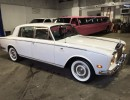 1971, Rolls-Royce Silver Dawn, Antique Classic Limo