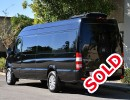 Used 2013 Mercedes-Benz Van Shuttle / Tour Specialty Vehicle Group - Fontana, California - $36,995
