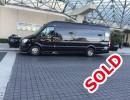 2014, Mercedes-Benz Sprinter, Van Shuttle / Tour, Specialty Conversions